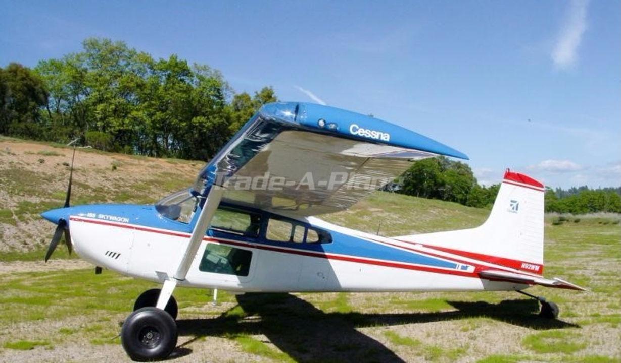 Cessna a 185 f Manual