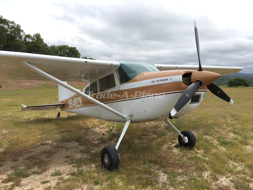 1981 Cessna 185f For Sale Buy Aircrafts