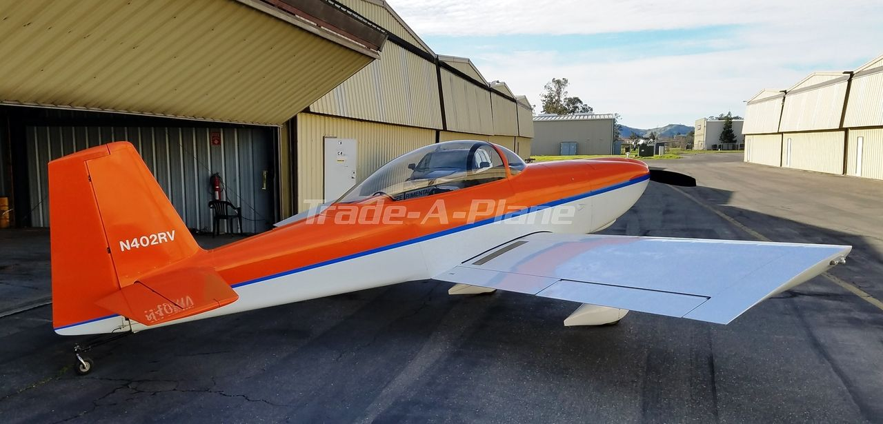 Used Vans For Sale Near Me >> 2004 VANS RV-8/8A For Sale | Buy Aircrafts
