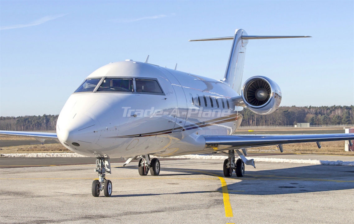 2006 Bombardier Challenger 604 For Sale Buy Aircrafts