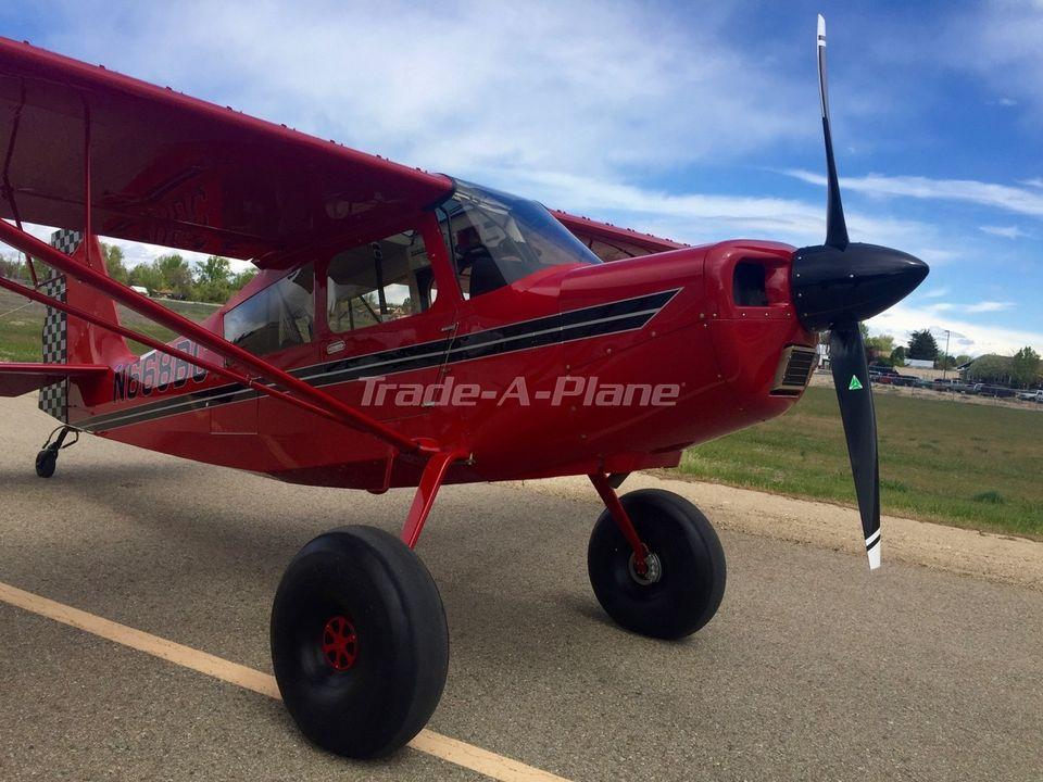 American Champion 8GCBC Scout   AviationWA