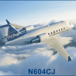 2014 Bombardier CL-604 Challenger 604