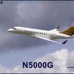 2014 Bombardier Global 5000