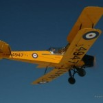 1941 de Havilland DH-82 Tiger Moth