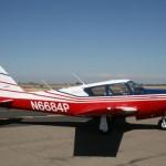 1960 Piper PA-24-250 Comanche
