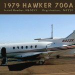 1979 Hawker Siddeley 125-700A
