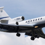 1980 Dassault 50 Falcon