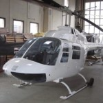 1985 Bell 206B3 JetRanger III