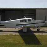 1986 Mooney M20J 201-MSE Missile