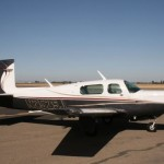 1986 Mooney M20K 252-TSE