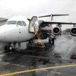 1989 BAe 146-200QC