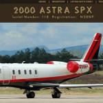 2000 IaI 1125 Astra SPX