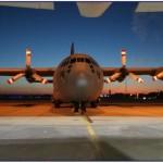 1957 Lockheed C-130A Hercules