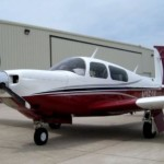 1986 Mooney M20K 252 Rocket