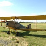 1943 de Havilland DH-82A Tiger Moth