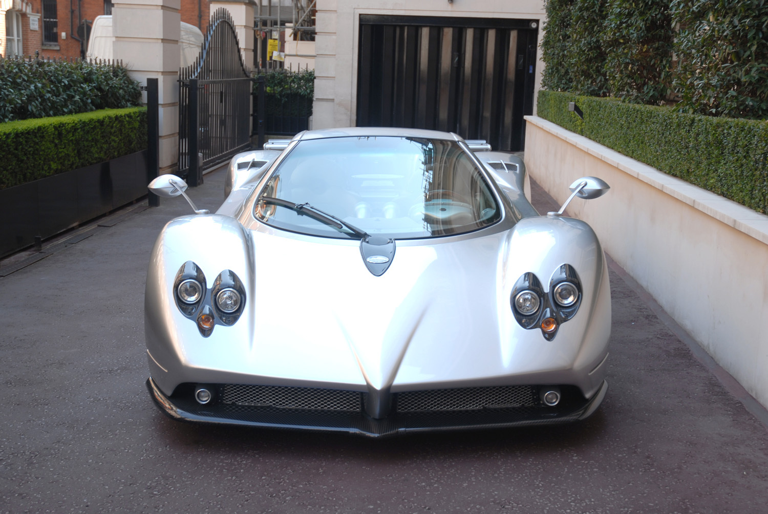 2008 Pagani Zonda F Roadster One Of One Fuel Engine Buy