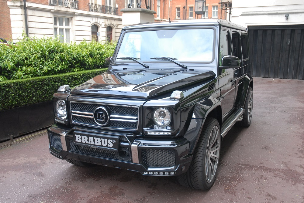 New brabus 700 based on mercedes benz g63 amg buy aircrafts for Mercedes benz g63 for sale