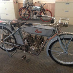 1913 Pope V-Twin