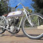 1918 Harley Davidson 8-Valve Board Track Racer