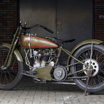 1928 Harley Davidson FH 61ci. Factory Racer