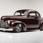1940 Chevrolet Sedan Custom