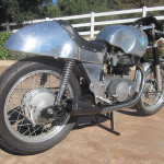 1955 Horex 500cc Imperator Cafe Racer