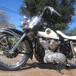 1958 Harley Davidson XLH Sportster