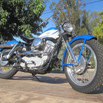 1960 Harley Davidson XLCH Sportster