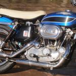 1971 Harley Davidson Sportster XLH