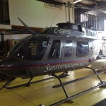 1977 Bell 206L Long Ranger
