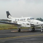 1985 King Air C90A BLACKHAWK
