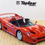 1995 Ferrari F50 1 of 50 Produced for the US Market
