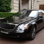 2009 Maybach 62 S Zeppelin RHD