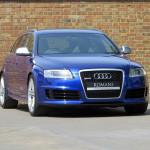 2010 Audi RS6 Avant Plus