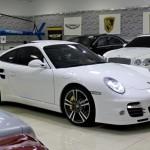 2011 Porsche 911 Turbo S (Al Nabooda) GCC Specs