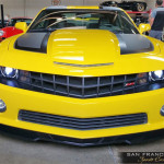 2012 Chevrolet Camaro SS Transformers Bumblebee Edition