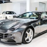 2012 Ferrari FF - GCC Specs (Al Tayer)