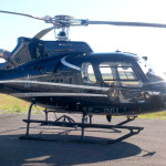 2013 AS350 B3e with cargo swing and vertical window