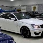 2013 Mercedes Benz C63 AMG (Panoramic Roof)