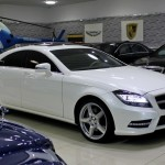 2013 Mercedes Benz CLS350(63 Kit) Under Warranty from EMC,GCC Specs
