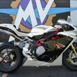 2014 MV Agusta F4RR ABS White