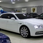 2015 Bentley Flying Spur V8,Under Warranty,GCC Specs
