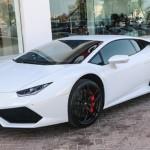 2015 Lamborghini Huracan - GCC Specs