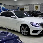 2015 Mercedes Benz S63 AMG,Warranty from Gargash Ent,GCC Specs(Panoramic Roof,Night Vision)