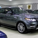2015 Range Rover Sport HSE,Warranty from Al Tayer,GCC Specs (Side Steps, 21