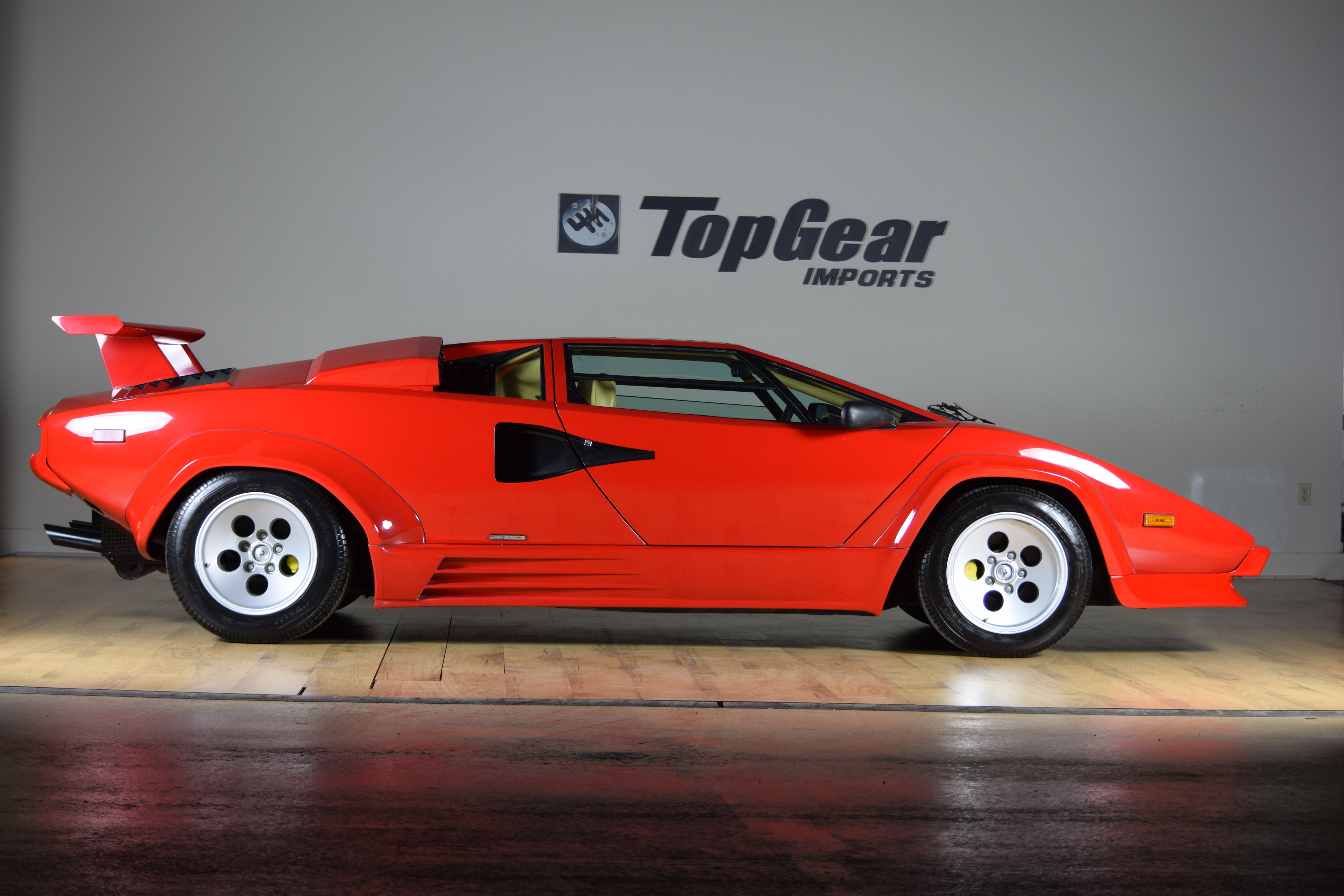 1988 Lamborghini Countach 5000 S Capacity Info Buy Aircrafts
