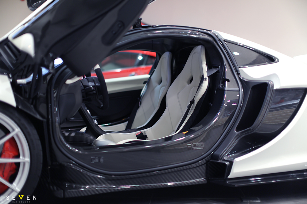 how to buy a mclaren p1