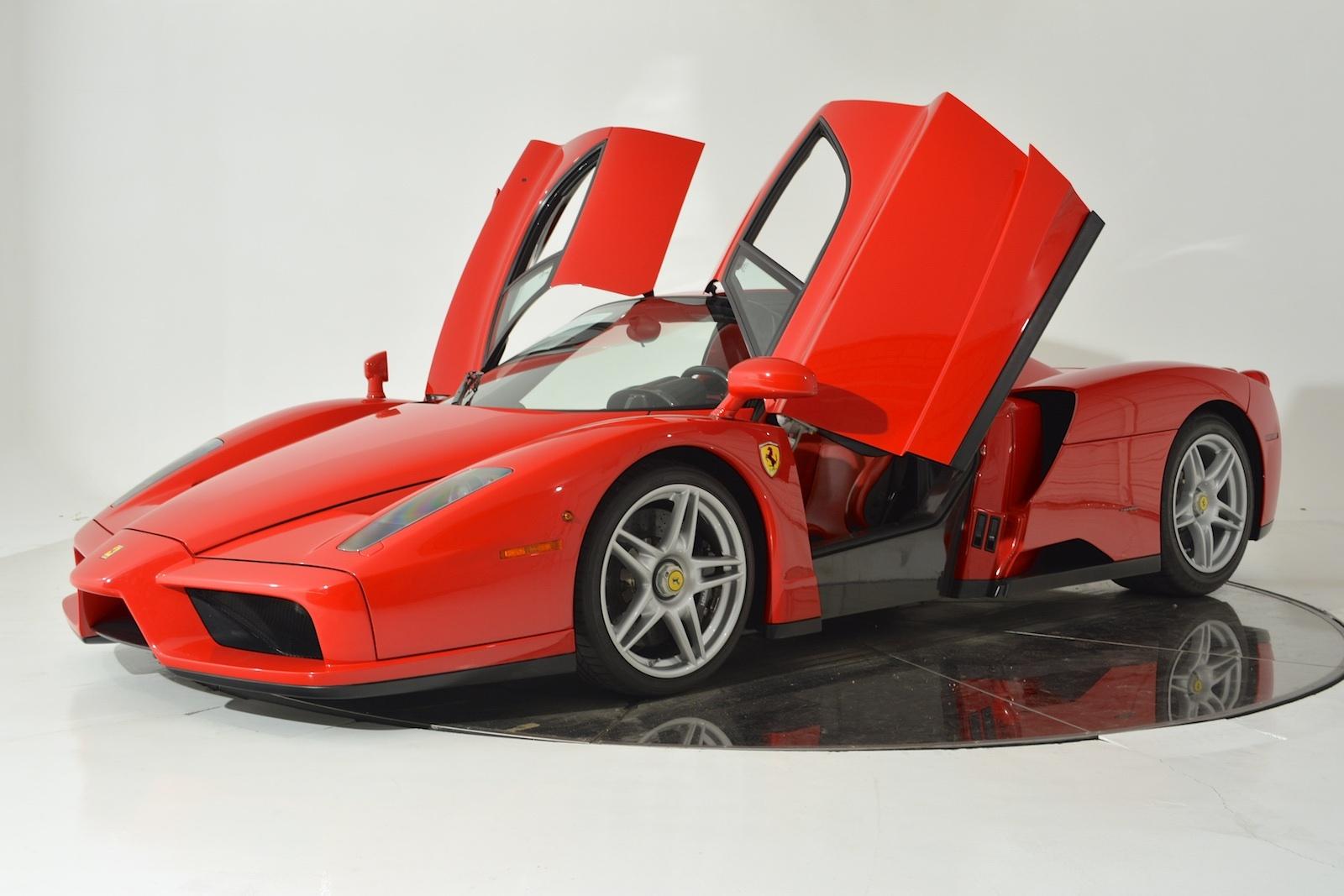 2003 Ferrari Enzo Sales Price