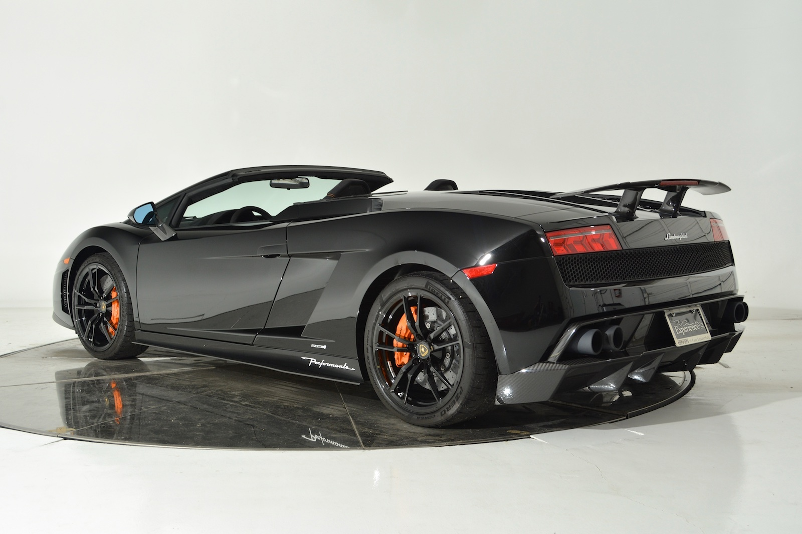 2014 lamborghini gallardo lp 570 4 spyder performante. Black Bedroom Furniture Sets. Home Design Ideas