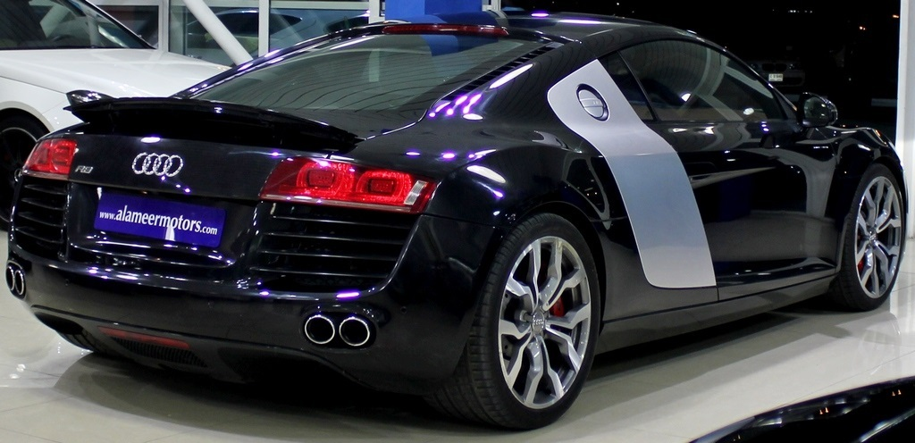 2009 Audi R8 V8 Exclusive Buy Aircrafts